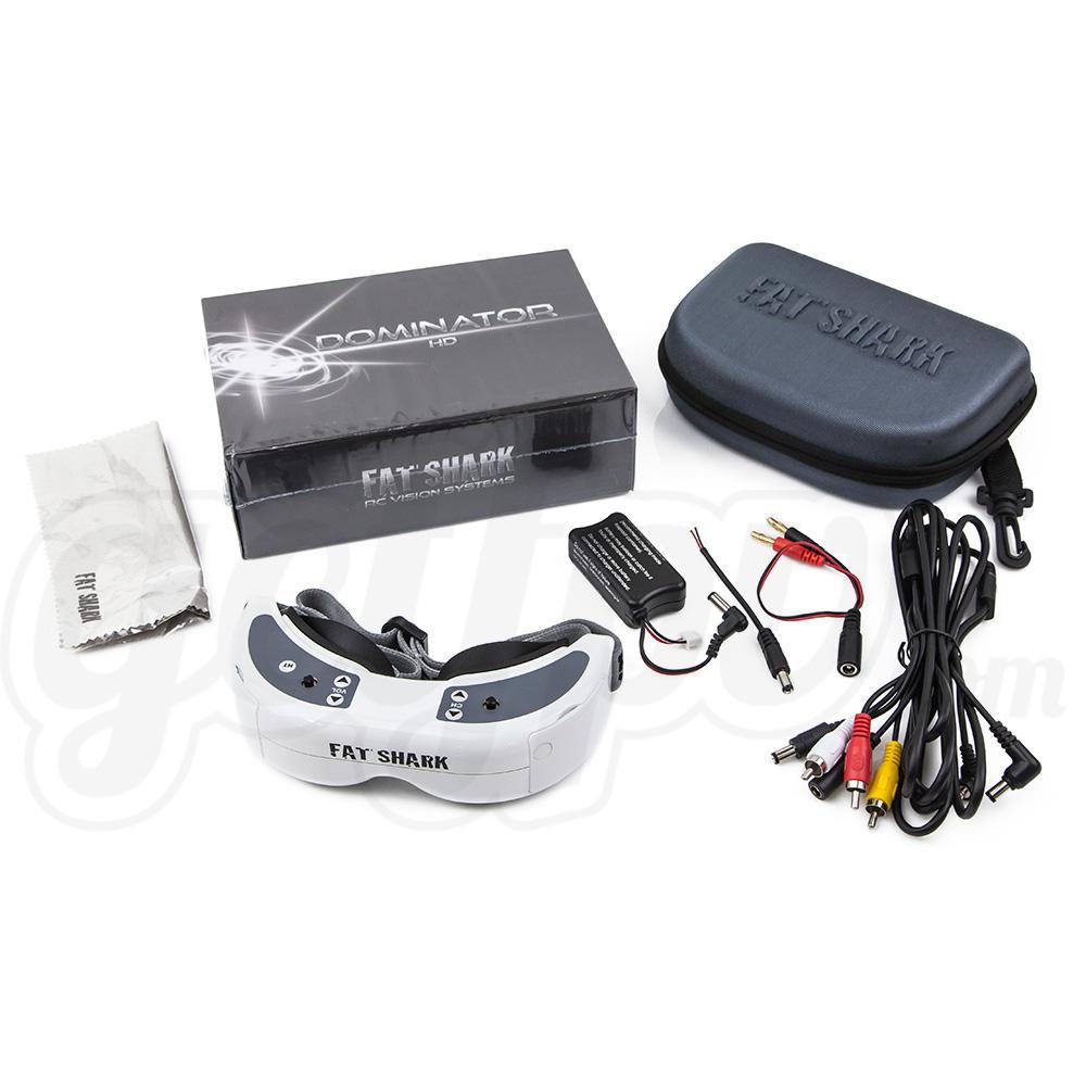 RCFlight - FatShark Dominator HD